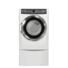 Front Load Perfect Steam Electric Dryer with LuxCare® Dry and Instant Refresh - 8.0 Cu. Ft., Scratch & Dent