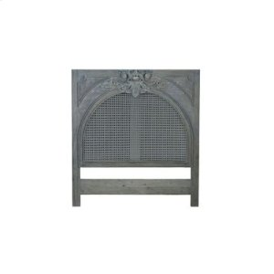 KING CANED HEADBOARD