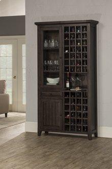 Tuscan Retreat® Tall Wine Storage - Weathered Gray