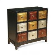 Tic-Tac-Toe Hall Chest Product Image