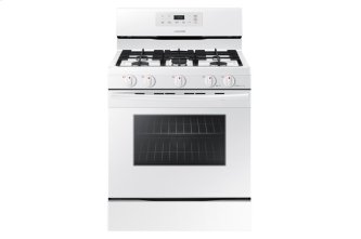 NX58M3310SW Gas Range with Large Capacity, 5.8 cu.ft.