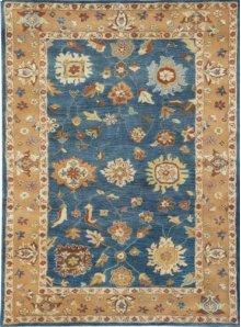 Charisma Mediterranean Blue 1409 Rug