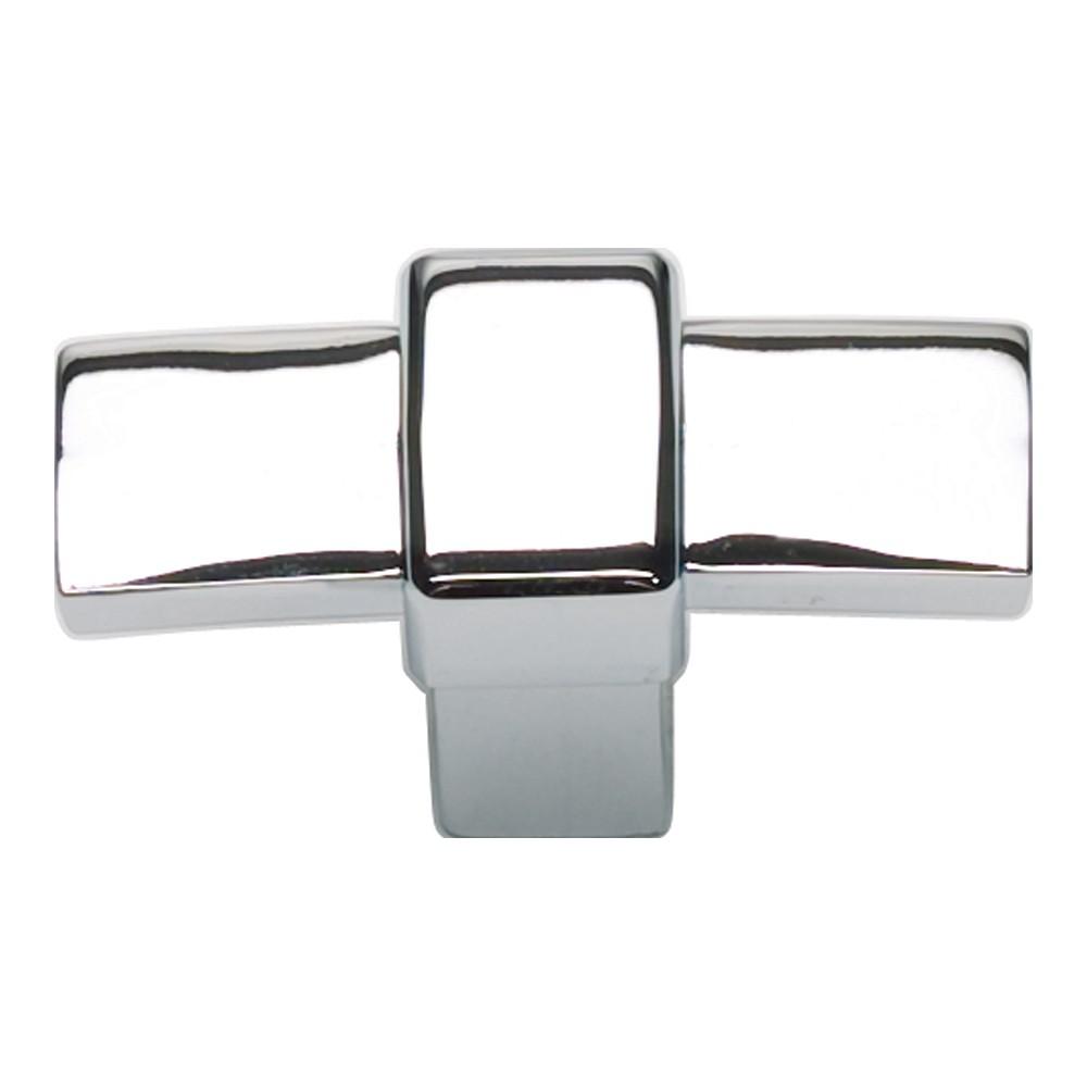 Buckle Up Knob 1 13/16 Inch - Polished Chrome