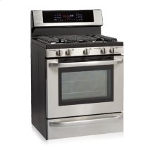 Freestanding Gas Range (Stainless Steel)