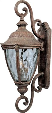 Morrow Bay VX 3-Light Outdoor Wall Lantern