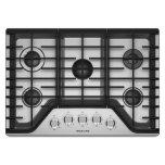 Kitchenaid30'' 5-Burner Gas Cooktop - Stainless Steel