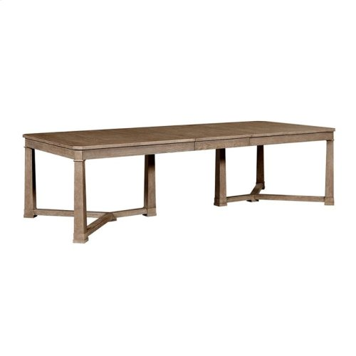 Wethersfield Estate-Rectangular Dining Table in Brimfield Oak