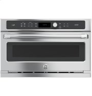 GE Cafe™ Series 30 in. Single Wall Oven with Advantium® Technology Product Image