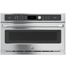 GE Cafe™ Series 30 in. Single Wall Oven with Advantium® Technology
