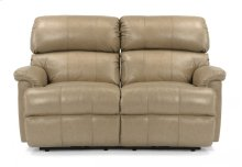 Chicago Leather Reclining Loveseat