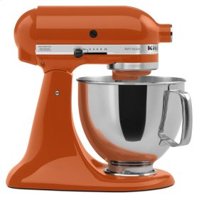Artisan® Series 5 Quart Tilt-Head Stand Mixer - Persimmon