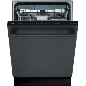 BekoCarbon Fiber, Top Control, Pro Handle Dishwasher, 9 Programs, 39 dBA