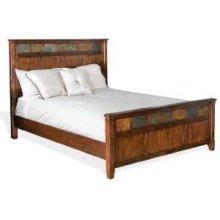 Sante Fe Eastern King Bed