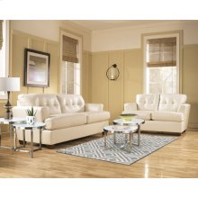Signature Design by Ashley Roeband Living Room Set in Ivory DuraBlend
