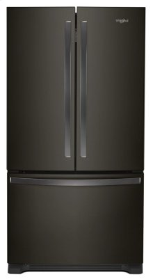 *SCRATCH AND DENT* 36-inch Wide Counter Depth French Door Refrigerator - 20 cu. ft.