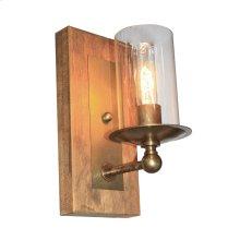 Legno Rustico AC10147BB Wall Light