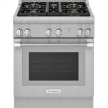 Thermador30-Inch Pro Harmony(R) Standard Depth Gas Range PRG304WH