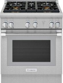 30-Inch Pro Harmony® Standard Depth Gas Range