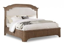 Carmen Queen Upholstered Bed