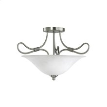 Stafford Collection Semi Flush 2Lt