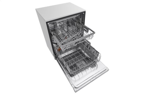 Front Control Wifi Enabled Dishwasher With Quadwash® and 3rd Rack**ANKENY LOCATION