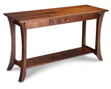 Park Avenue 1-Drawer Open Sofa Table