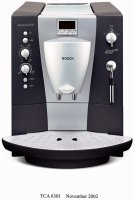 Built-in fully atomatic coffee machine TCA6301UC benvenuto 30 Anthracite Product Image