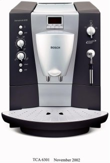 Built-in fully atomatic coffee machine TCA6301UC benvenuto 30 Anthracite