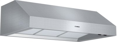 "800 Series, 36"" Under-cabinet Wall Hood, 600 CFM Product Image"