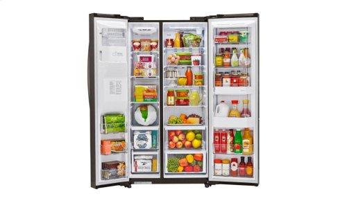 22 cu. ft. Smart wi-fi Enabled Door-in-Door® Counter-Depth Refrigerator