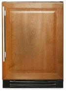 24 Inch Overlay Solid Door Beverage Center - Left Hinge Overlay Solid Product Image