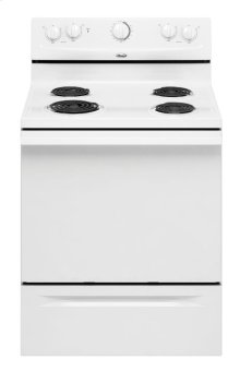 30-inch Freestanding Electric Range