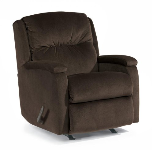Kayla Fabric Rocking Recliner