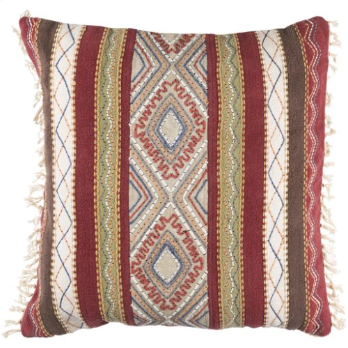 "Marrakech MR-004 30"" x 30"" Pillow Shell with Down Insert"