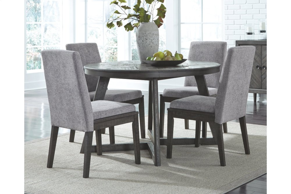 D56850ashley Furniture Round Dining Room Table Westco Home Furnishings