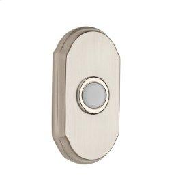 Satin Nickel BR7017 Arch Bell Button