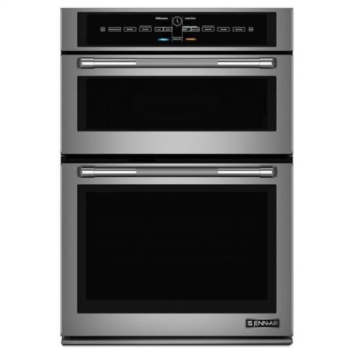 "Pro-Style® 30"" Microwave/Wall Oven with V2 Vertical Dual-Fan Convection System"