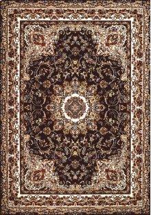 Antiquities Saraband Dark Brown Rugs
