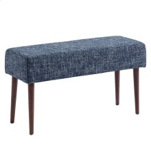 Minto Bench in Blue Blend