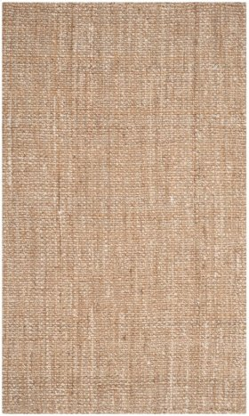 Natural Fiber Power Loomed Runner Rug