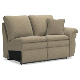Devon Power La-Z-Time® Left-Arm Sitting Reclining Loveseat