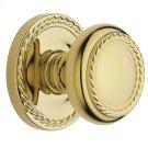 Lifetime Polished Brass 5064 Estate Knob Product Image