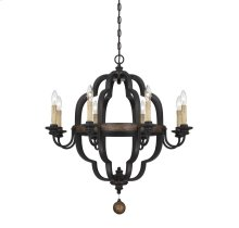 Kelsey 8 Light Chandelier