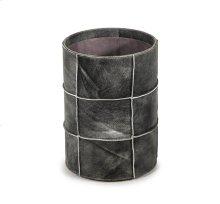 Poppy Waste Basket - Stone