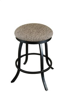 Toledo B502H26BS Backless Swivel Bar Stool