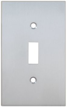 Single Modern Switchplate