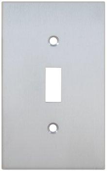 Single Modern Switchplate