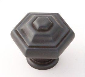 Geometric Knob A1530 - Bronze