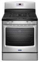 30-inch Wide Gas Range with Convection and Third Rack - 5.8 cu. ft. Product Image