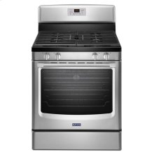 30-inch Wide Gas Range with Convection and Third Rack - 5.8 cu. ft.